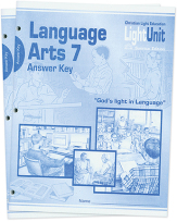 Language arts 7 ak set