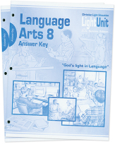 Language arts 8 ak set