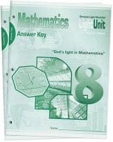 Math 8 ak set