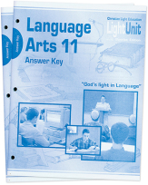 Language arts 11 ak set