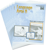 Language arts grade 5