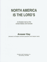 North america is the lord s tests