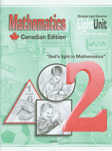 Canadian math 2 lu