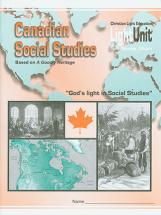 Canadian social studies 7 lu