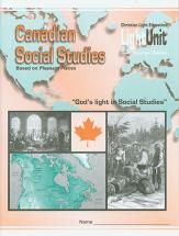 Canadian social studies 8 lu