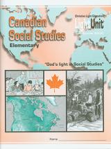 Canadian social studies elementary lu