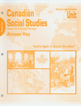 Canadian social studies 7 ak