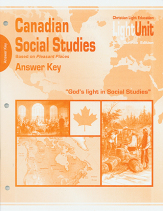 Canadian social studies 8 ak