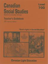 Canadian social studies 7 tg