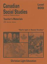 Canadian social studies 8 tg