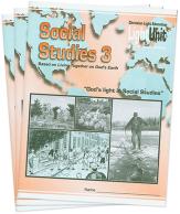 Social studies 3 lu set