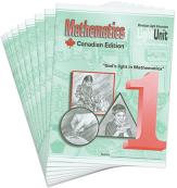 Canadian math 1 lu set