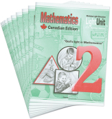Canadian math 2 lu set