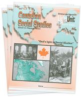 Canadian social studies grade 8