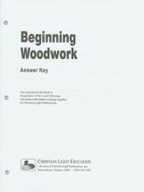Beginning woodwork ak