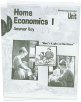 Home economics i ak set