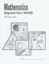 Math diagnostics tests 100 400