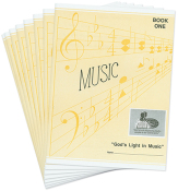 Music books 1 8