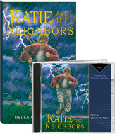 Katie and the neighbors cd book set