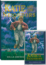 Katie and the neighbors cassette book set