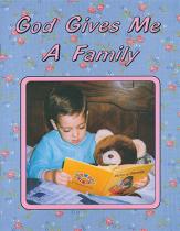 God gives me a family