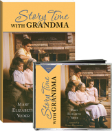 Story time with grandma cd book set