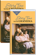 Story time with grandma cassette book set
