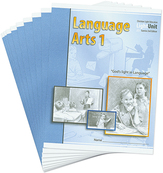 Language arts 1 lu set
