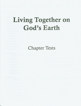 Living together on god s earth tests
