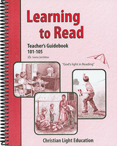 Learning to read book 1 tg
