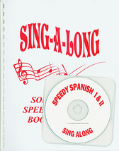 Speedy spanish songbook cd