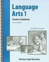 Language arts 1 tg