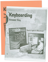 Keyboarding and information processing teacher