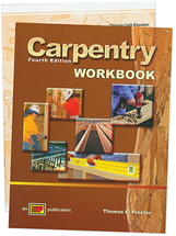 Carpentry student