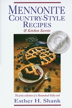 Mennonite country style recipes