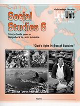 Social studies 6 lu