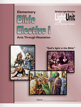 Elementary bible elective lu