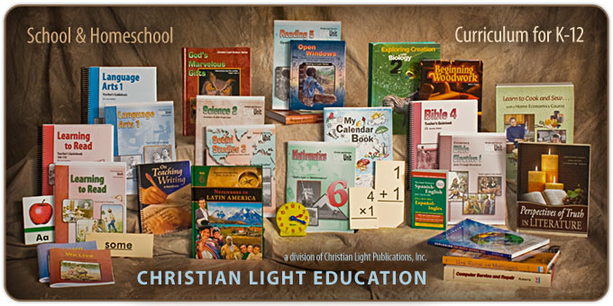 Christian Light Publications Curriculum