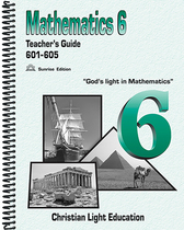 Math 6 book 1 tg