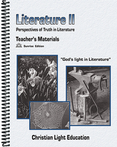 Christian Light Publications Literature II • Grade 12