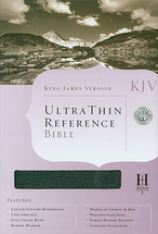 Bible %e2%80%a2 homan ultra thin reference bible