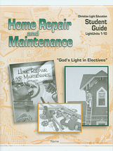 Home repair and maintenance student