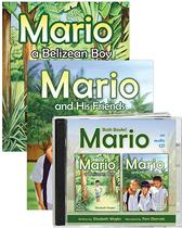 Mario cd book set