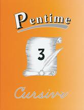Pentime 3 cursive