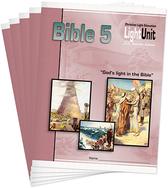 Bible 5 lu set