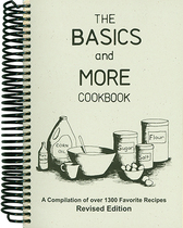 The basics and more cookbook