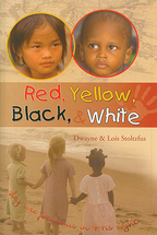 Red yellow black white