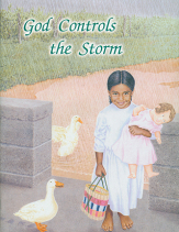 God controls the storm
