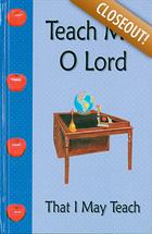 Teach me o lord