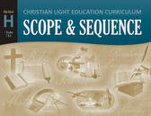 Scope and sequence grades 7 12